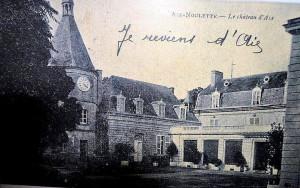 LE CHÄTEAU D' AIX - NOULETTE