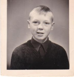 Brunelle jean claude néle 23/02 /1959 (photo du 4/9/1970 )